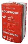 Утеплитель Роквул (Rockwool) Лайт Баттс 3м2 (0.3м3) толщ. 100мм