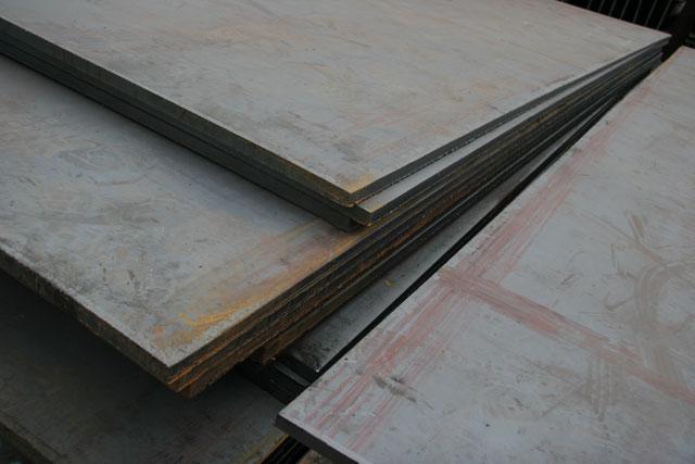 Лист стальной метал (1.25х2.5м) толщ0.8мм (за 1лист)