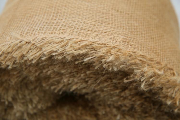 Ткань джутовая, рулон 0,95х100м