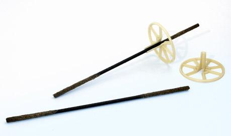 Гибкая связь Гален 6х30см (для кирпичной кладки)