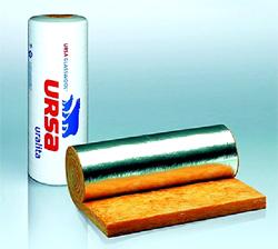 Урса фольгированная изоляция 21,6м2 (1,08м3)