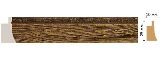 Багет Decomaster  584-1069 (размер 25х15х2900)