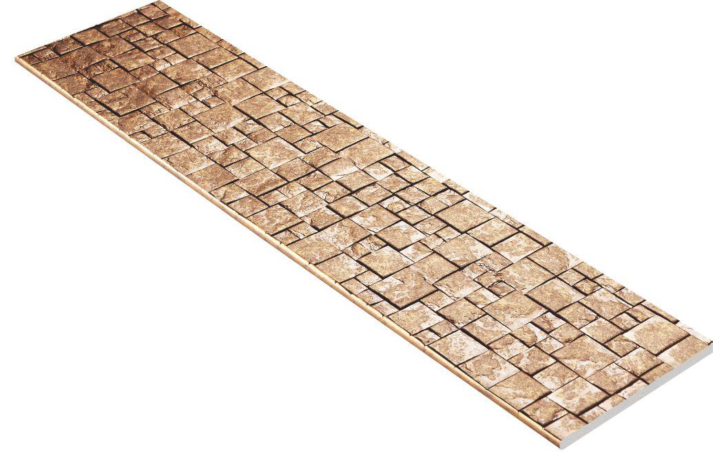 Декоративная панель Decomaster R10-30 (100х6х2400мм)