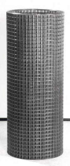 Сетка металлическая, яч. 50х50 мм, рулон 1.5х25м, диам.2