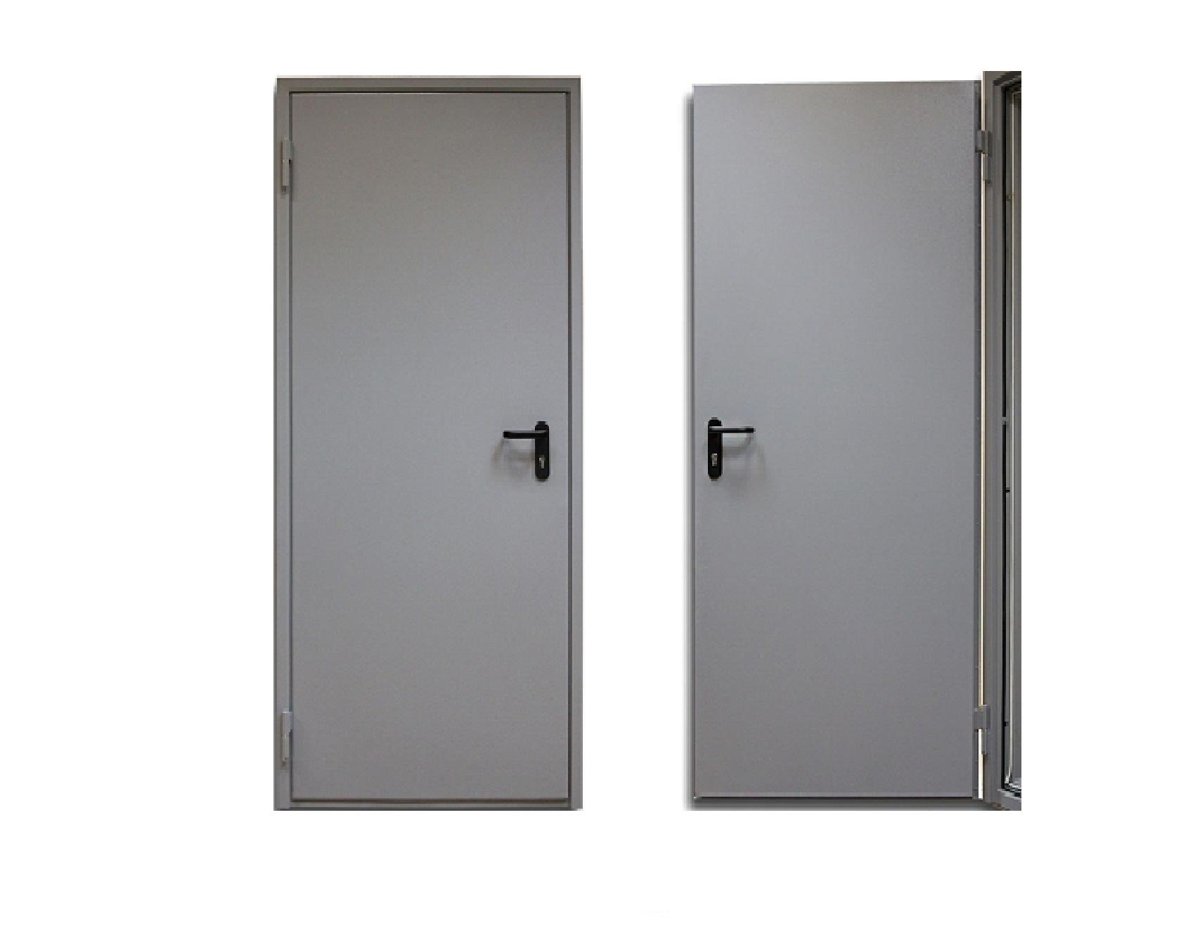 Дверь противопожарная 2070х980мм