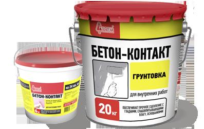 Бетоноконтакт Старатели, ведро 20 кг