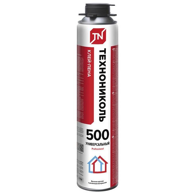 Клей-пена Технониколь 500 Professional универсальный