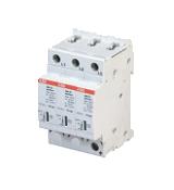 ABB OVR Ограничитель перенапряжения T2 3P 40 275 P ( тип 2 ) (2CTB803853R2400)