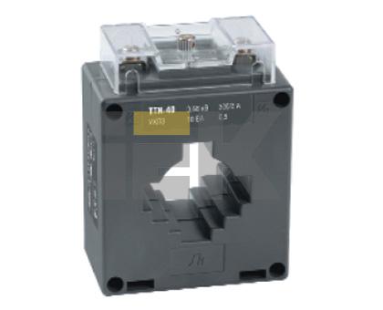 IEK Трансформатор тока ТТИ-40 500/5А 5ВА класс 0,5 (ITT30-2-05-0500)