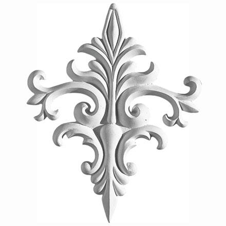 Орнамент Decomaster 66033 (размер 305x242x19)