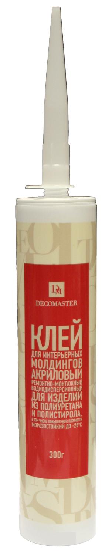 Клей ремонтно-монтажный Decomaster 300