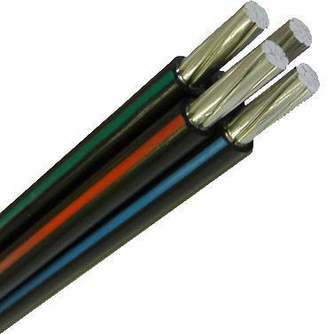 Провод самонесущий изолированный СИП4 4х25 (1м.п.)