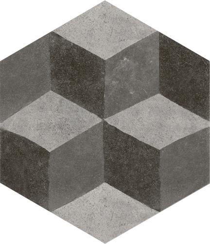 Плитка Fap Firenze Deco Grey