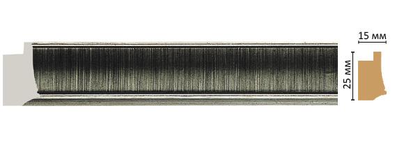 Багет Decomaster  564-280 (размер 26х16х2900)