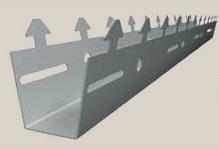 Гребенка (реечный потолок) длина 4м
