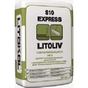 Ровнитель для пола Litokol LitoLiv S10 Express