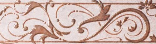 Бордюр Gracia Ceramica Palermo бежевый 02 25х7,5