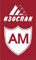 Изоспан АМ, 70м2 гидро-ветрозащитная трёхслойная мембрана