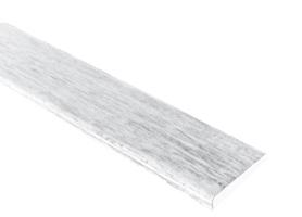 Доска Рустик (дуб белый) 135х30х2600