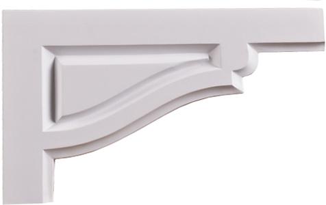 Декоративный элемент Decomaster для оформления ступеней 66197R