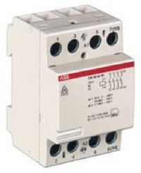 ABB ESB-40-22 Контактор модульный 40A кат 220V AC/DC (GHE3491302R0006)