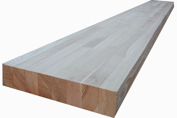 Доска клееная лиственница 50x300x3000 мм сорт Экстра