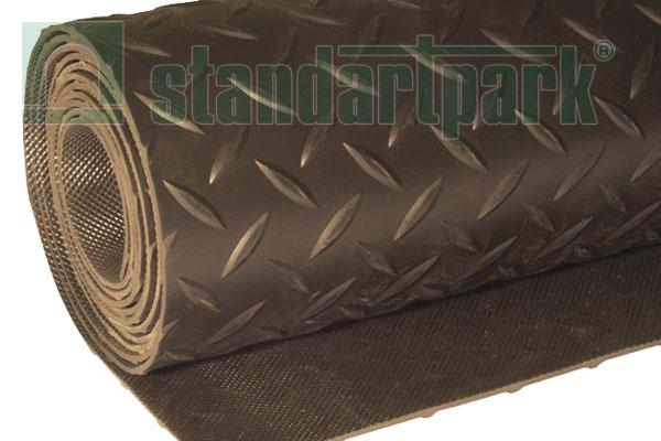 Покрытие ELKA 1,2мх20мх2,5 мм (черный) от Stroyshopper