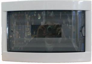 Бокс внутренний VIKO на 4 модуля