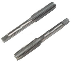 Метчики ручные для нарезания резьбы М10х1,25мм