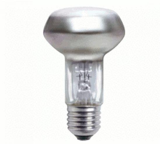 Лампа эл. накаливания зеркальная Е27 R63 60 вт