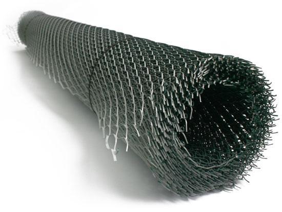 Просечка ЦПВС штукатурная сетка, размер 1х9м (9м2)