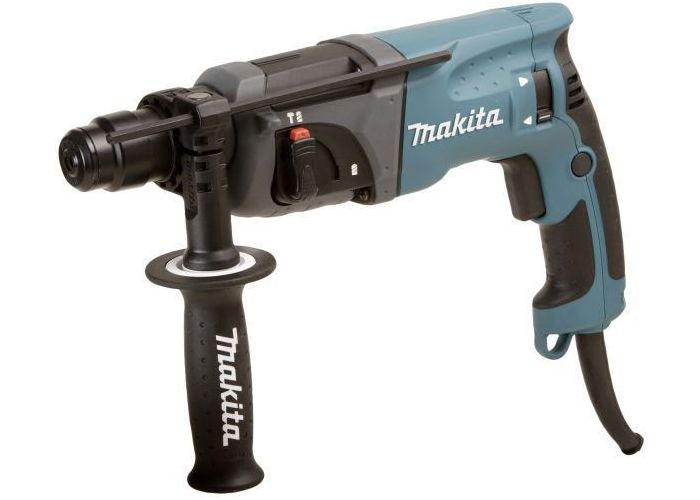 Маkita Перфоратор MAKITA HR2470FT SDS+  перфоратор sds plus makita hr2470ft