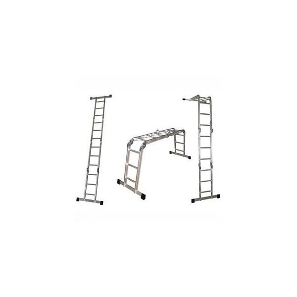 Лестница трансформер 4х4 ступеньки (4.7м)