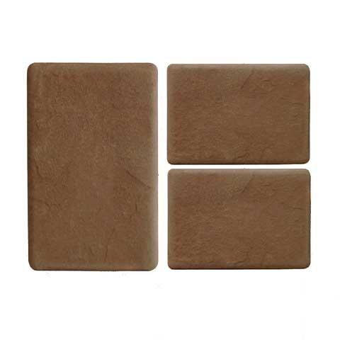 Тротуарная плитка Римский брук коричневый