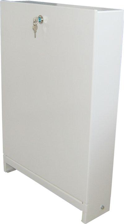 Шкаф для коллектора внутренний ШРВ1  (670мм-125мм-494мм)