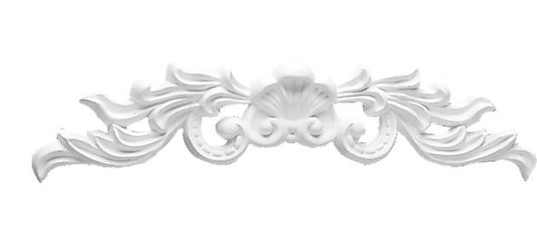 Орнамент Decomaster DA 772 (размер 295x45x20)
