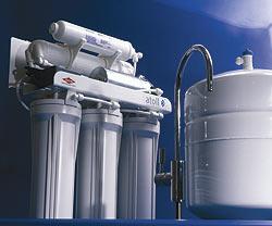 Питьевой фильтр 5 ступ очистки Atoll A-560E lux (с накопит баком)