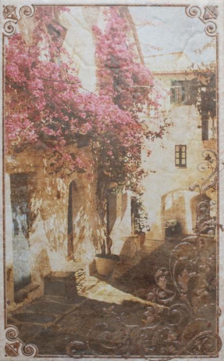 Декор Gracia Ceramica Palermo бежевый 05 25х40