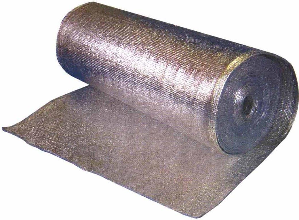 Пенофол, двухстороннее фольгирование, (1.2х25м), 30м2, толщ. 3мм