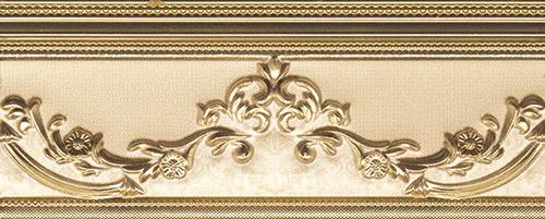 Плитка Aparici Pashmina Cenefa Cachemir Gold 4-024-4
