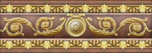 Плитка Venus Ceramica Tsarina Cornisa Tsarina Ruby 10111142-58540