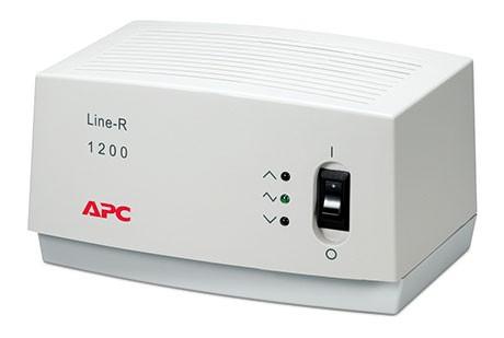 SE Стабилизатор напряжения 220В/1200ВА/Вт (LE1200-RS)