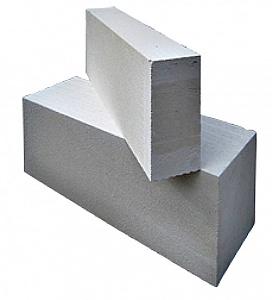 Пеноблок 625х250 толщина 12,5см (Хебель)