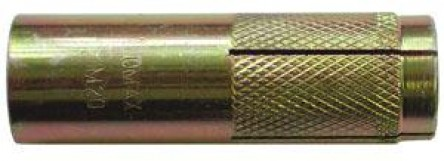 Анкер латунный (цанга) М6