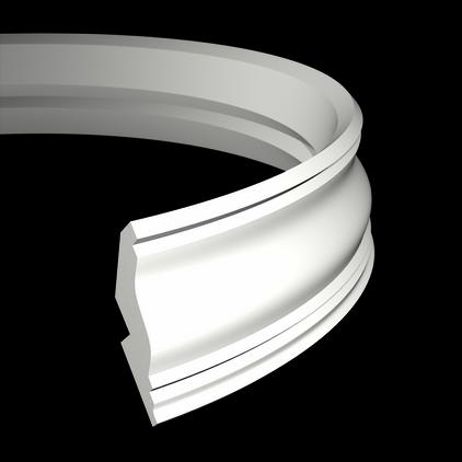 1.50.274 флекс Европласт потолочный карниз, гибкий от Stroyshopper