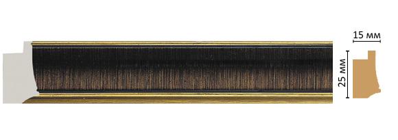 Багет Decomaster  564-278 (размер 26х16х2900)