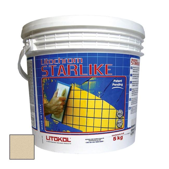 Затирка эпоксидная Litokol Litochrom Starlike C.290 Travertine 5 кг