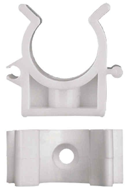 Крепление для металлопластиковых труб, диам.20