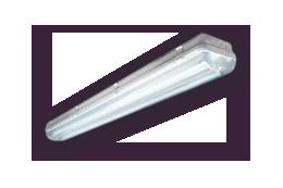 Светильник ЛПП 2*36  Айсберг IP65 пылевлагозащищенный ЭПРА
