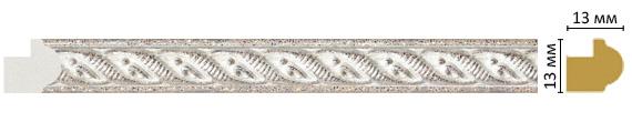 Багет Decomaster 118-19 (13x13x2400)